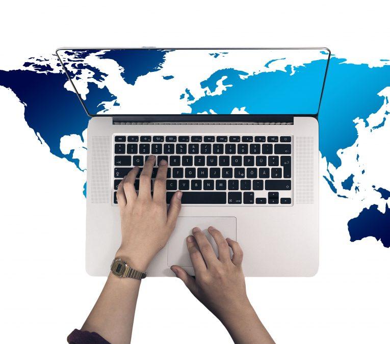 portatil mapa mundo