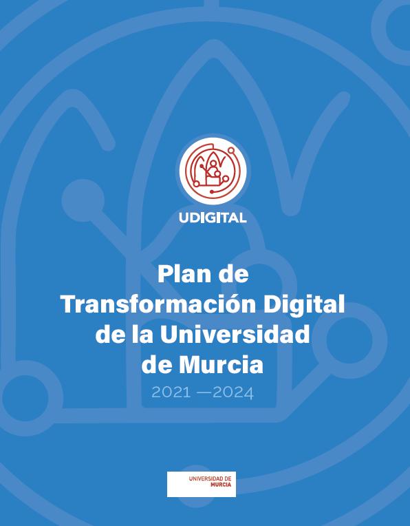 Imagen portada del Plan de Transformación Digital