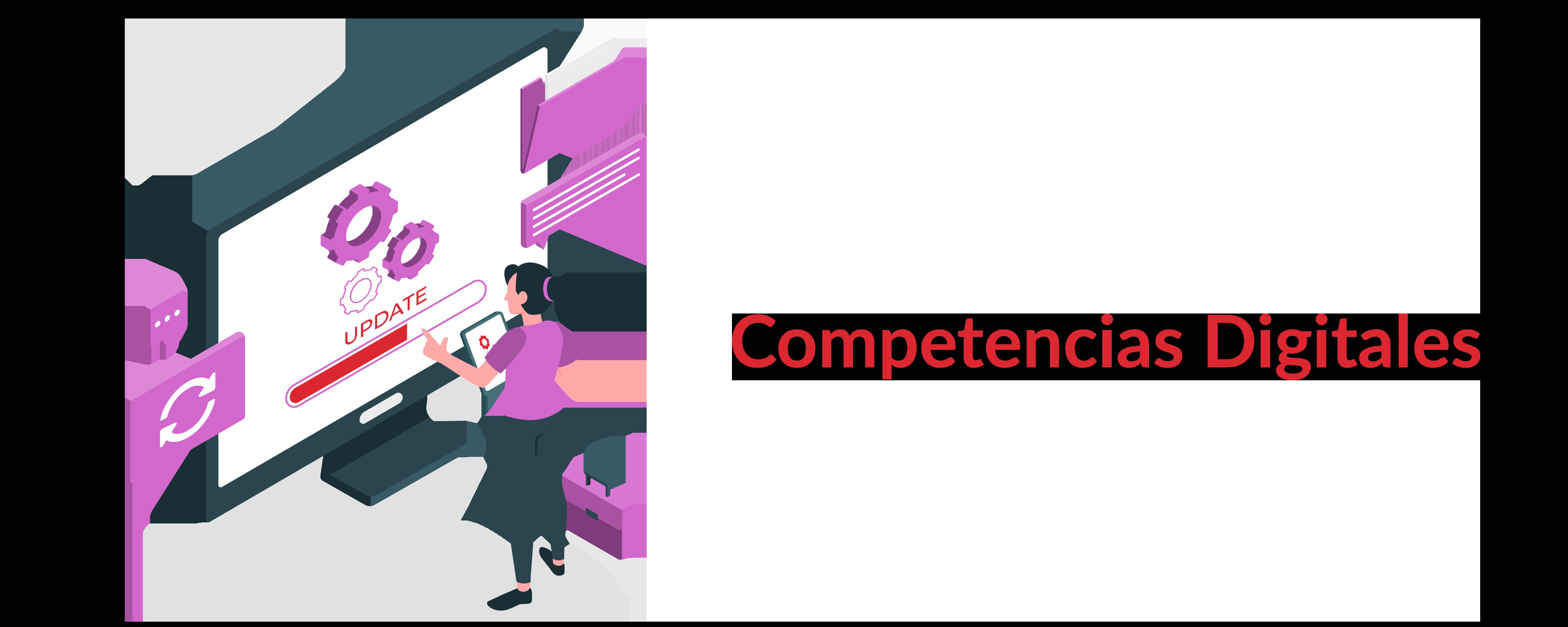 competencias digitales web